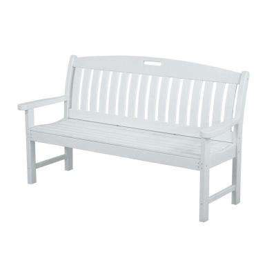 White Patio Bench by Outdoor Benches Patio Chairs Patio Furniture The
