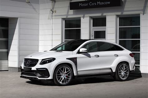 mercedes white mercedes gle coupe inferno white topcar