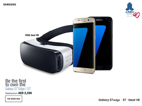 Samsung S7 Pre Order Pre Order Samsung Galaxy S7 And Edge At Jumbo Store