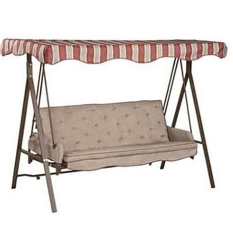 3 person swing canopy replacement swing seat bed upgrade your outdoor with porch swing bed