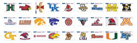 College Stickers