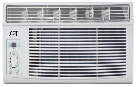 Btu Air Conditioner Room Size by Spt Wa 1211s 12000 Btu Window Air Conditioner Review Houseandgardentech