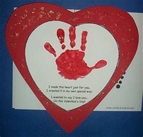 valentines day poems for toddlers 1000 images about and footprints toddlers on