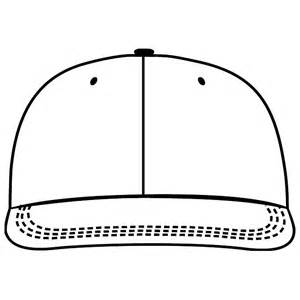 hat template vector cap template front view at vectorportal