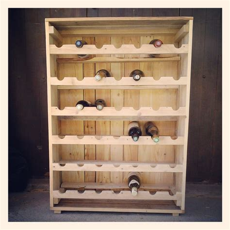 Meuble Rangement Vin by Rangement Bouteille De Vin Palette Livreetvin Fr