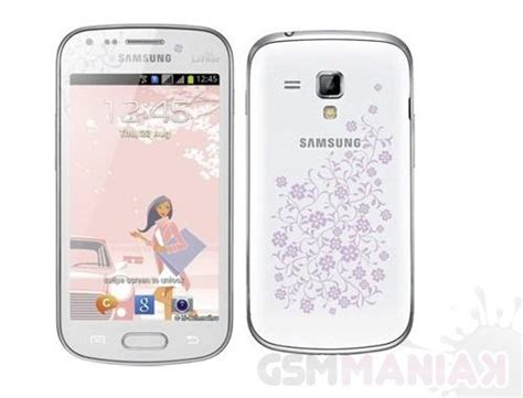 Hp Samsung S3 Mini La Fleur gsmmaniak pl 187 archive 187 samsung galaxy s3 mini i8190 nfc white la fleur sg01300 210462