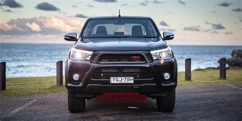 2017 Toyota Hilux 2017 Toyota Hilux Trd Review Caradvice