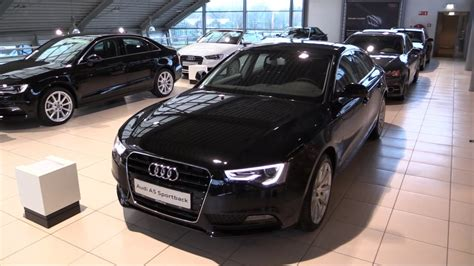 all new audi a5 sportback 2015 audi a5 2015 in depth review interior exterior