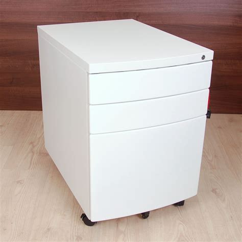 White Desk With File Drawers by Flex New White Pedestal White Desk Drawers