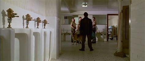 best bathroom scenes reservoir dogs bathroom cops scene heyuguys