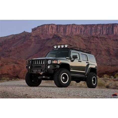 H3 Hummer Roof Rack by Hummer H3 183 Ranger Rack 183 4 Independent Led Lights 183 With