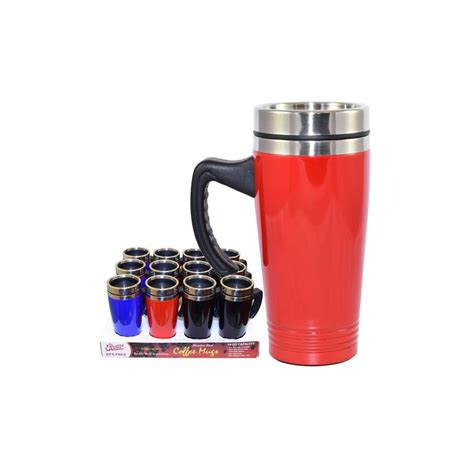 coffee mug handle 24 units of coffee mug stainless steel with handle at