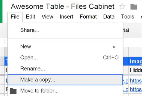 Awesome Tables Cards View Spreadsheet Template by Files Cabinet View List Files From Drive With Awesome