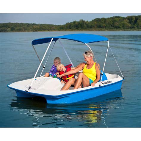 sun dolphin paddle boat trolling motor canoe kayak pedal boat rentals white mountain cabin