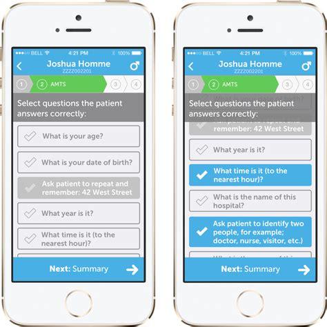 app design questionnaire mobile app navigation designing a questionnaire alex