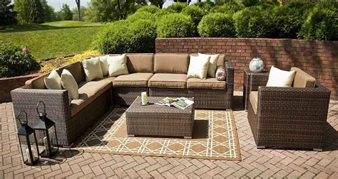 backyard patio furniture affordable porch decor ideas a cheapskate s guide