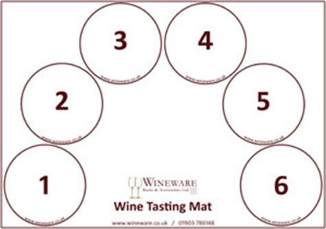 wine glass place cards template the wine tasting accessory wineware s wine