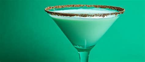 grasshopper cocktail grasshopper cocktail recipe tasting table recipe
