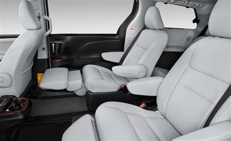 toyota sienna reclining seats for sale car and driver