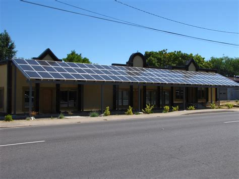solar awnings home power magazine energy design