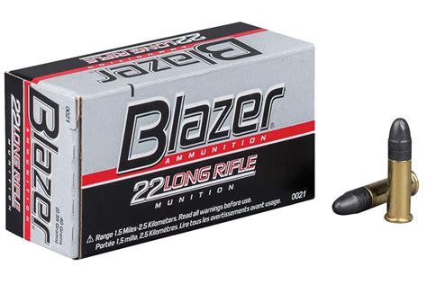 blazer 22lr ammo 500 brick cci 22 lr 40 gr lrn blazer 500 round brick sportsman s