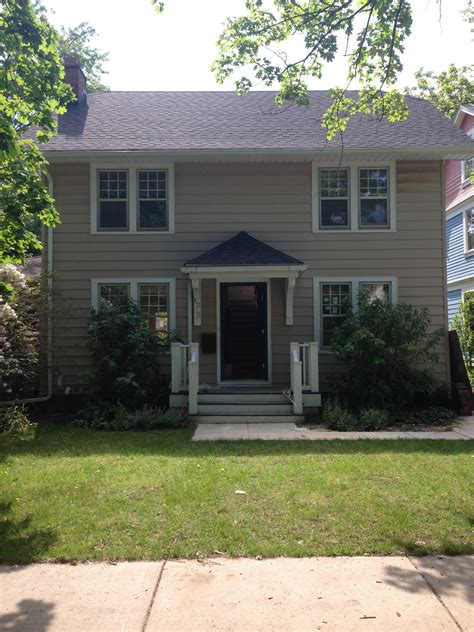 house makeover a 1920s ann arbor colonial gets an understated makeover
