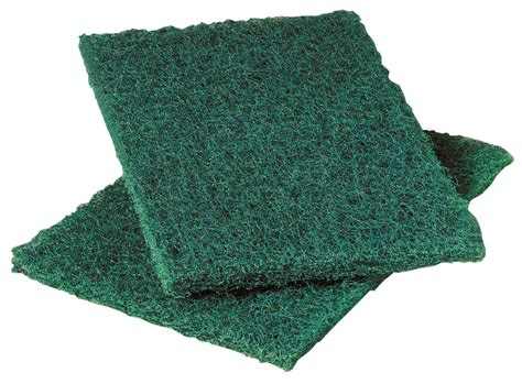 Scrubbing Pad green scouring pad pack of 10 tdb supply solutions