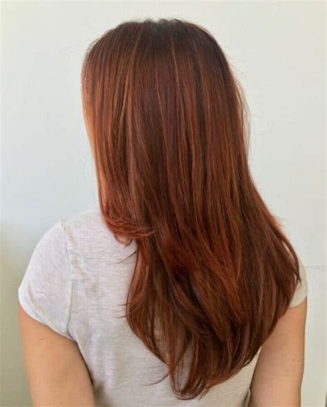 copper brown hair color copper brown hair color pictures www pixshark