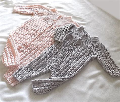 knitted onesie baby onesie and by oge designs knitting pattern