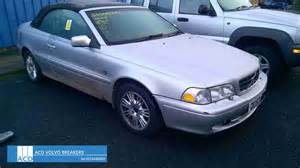Volvo C70 Safety Volvo C70 Model Summery Acd Volvo Breakers