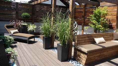 Roof Deck Garden by Chicago Roof Decks Pergolas And Patios Rooftops