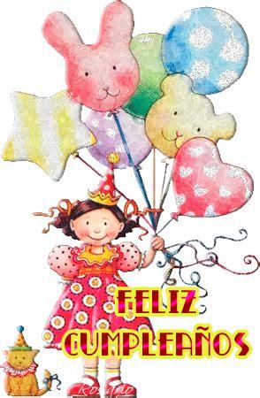 imagenes feliz cumpleaños nena el rincon de mis imagenes feliz cumplea 241 os ni 241 a con globos