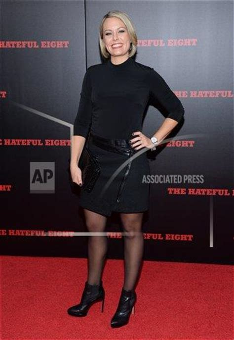 dylan dreyer black hosiery ny premiere of quot the hateful eight quot buy photos ap