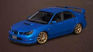 Subaru Wrx Specs Subaru Impreza Wrx Sti Spec C Type Ra Gt6 By