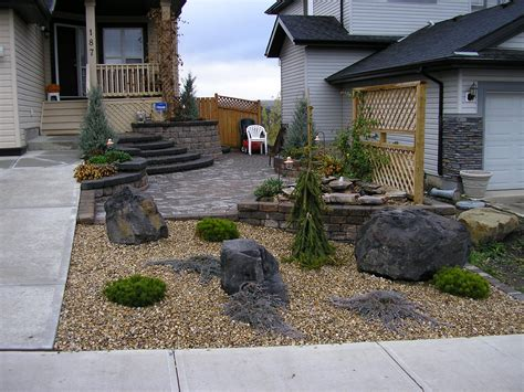 landscape ideas for backyard inspiring front yard landscaping ideas with stones