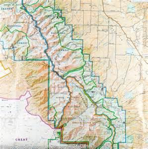 mt colorado map trail map of sangre de cristo mountains colorado 138