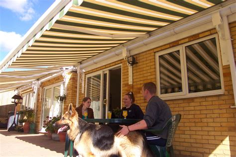 Patio Awning With Legs Awning Support Legs Kover It