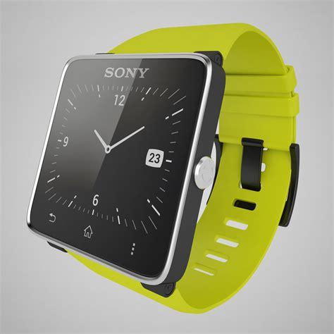 Smartwatch Xperia sony xperia smartwatch 3d model