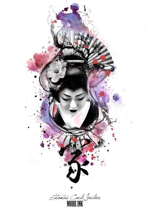 tattoo trash polka geisha pin by nurullah aydın on trash polka pinterest tatting