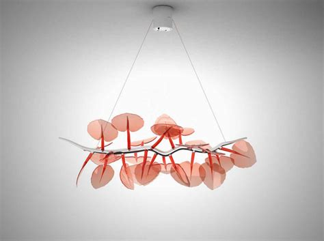 Red Chandeliers With Varied Lighting | red chandeliers with varied lighting