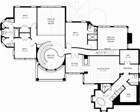 housing blueprints floor plans custom luxury home designs myfavoriteheadache myfavoriteheadache