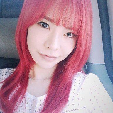 female k pop star hair colours korean pop stars love for red hair thainarak net