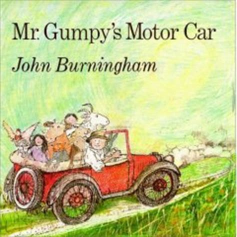 libro mr gumpys motor car story time secrets baby toddler story time 5 10