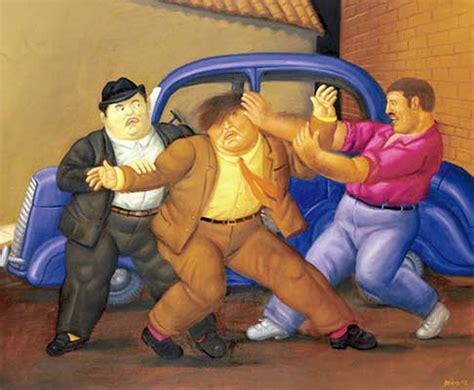 imagenes figurativas realistas famosas fernando botero y sus obras taringa