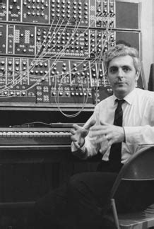 Robert Moog, Ph.D. '64, inventor of the music synthesizer