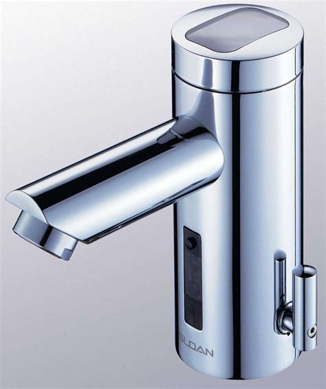 new solis tm faucet from sloan valve company offers