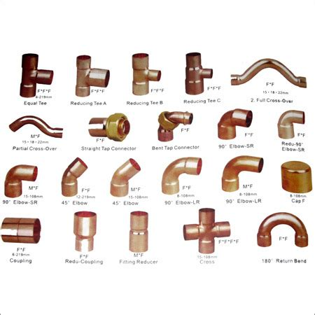 Fitting Tembaga Ac copper fittings in delhi delhi india manufacturers and