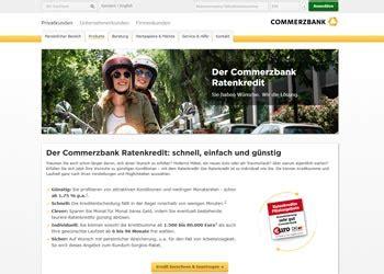 freiberufler kredit commerzbank commerzbank kredit vorteile nachteile konditionen 2019
