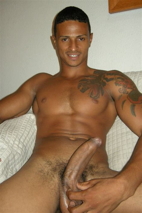 Ethnic Men Sexy brazilian With big cock
