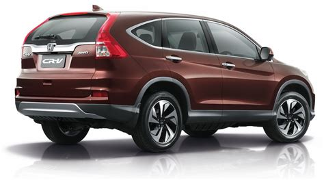 honda utility vehicle honda introduces the new honda cr v a new stylish sport
